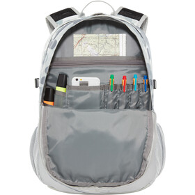 The North Face Borealis Classic Backpack tnf white macrofleck camo print/high rise grey